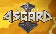 Play Age of Asgard and reduce your wagering requirement!