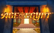 Play Age of Egypt and reduce your wagering requirement!