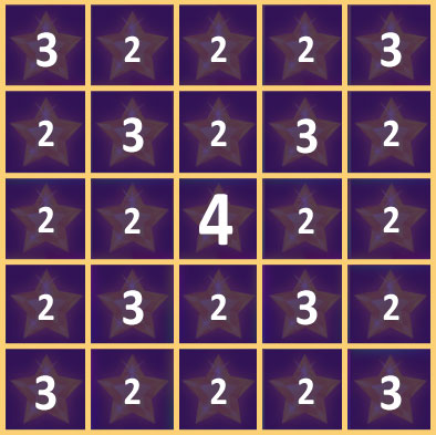 How to choose squares in Slingo games